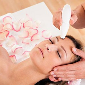 Microdermabrasion with Ultrasound