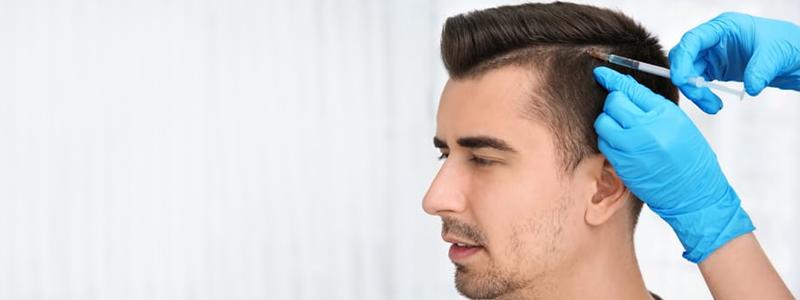 أحدث إجراءات زراعة الشعر في دبي